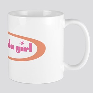 Guatemala Girl mug