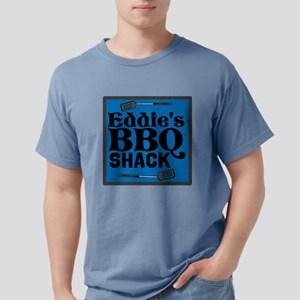 Personalized BBQ Mens Comfort Colors Shirt