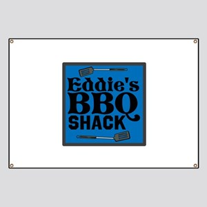 Personalized BBQ Banner