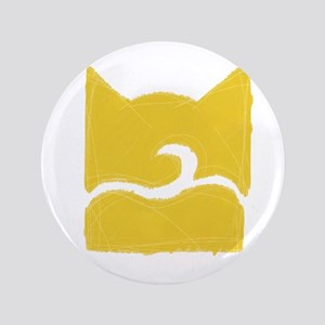 "Windclan YELLOW 3.5"" Button"