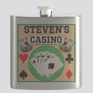Personalized Casino Flask