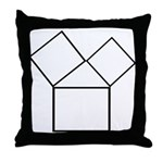 The 47th problem Throw Pillow