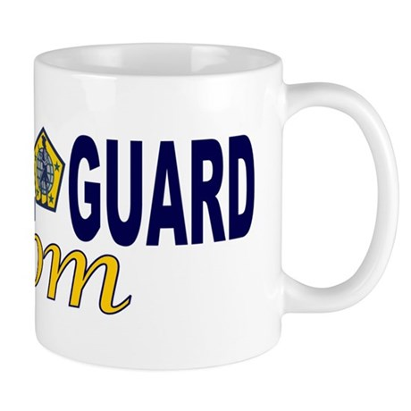 National Guard Mom Mug