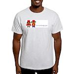 Drum & Beagle Ash Grey T-Shirt
