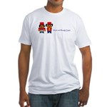 Drum & Beagle Fitted T-Shirt