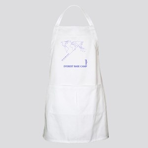 Everest Base Camp Geocode (blue) Light Apron