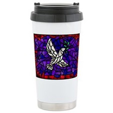 Dove Stainless Steel Travel Mug