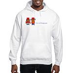 Drum & Beagle Hooded Sweatshirt