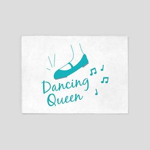 Dancing Queen 5'x7'Area Rug
