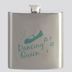 Dancing Queen Flask