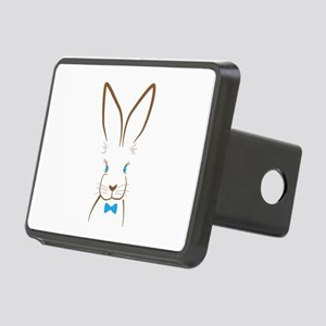 Bowtie Bunny Hitch Cover