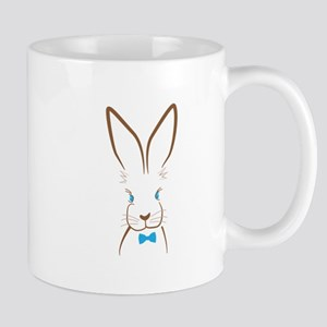 Bowtie Bunny Mugs