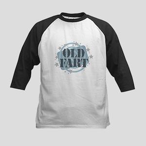 Old Fart Baseball Jersey