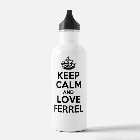 Unique Will ferrel Water Bottle