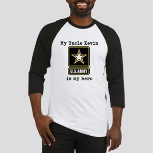 My Uncle Is My Hero US Army Baseball Jersey