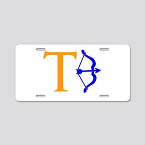 Tebow Aluminum License Plate