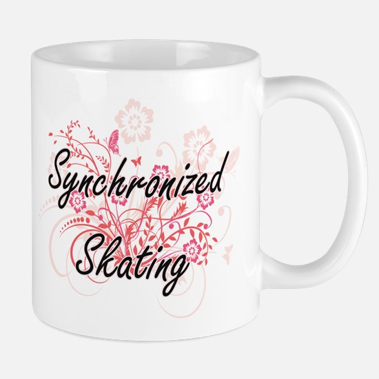 Synchronized Skating Artistic Design with Flo Mugs