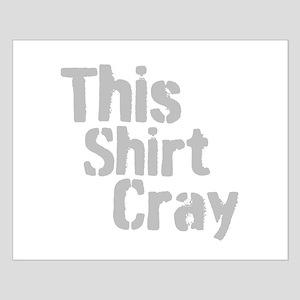 cray Small Poster