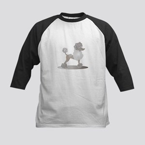 French Poodle Baseball Jersey