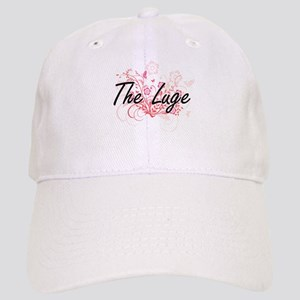 The Luge Artistic Design with Flowers Cap