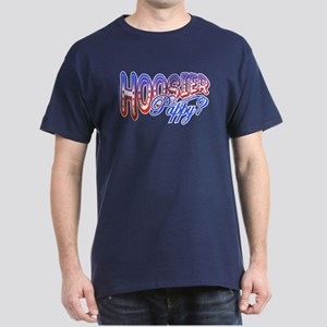"""Hoosier Pappy"" Dark T-Shirt"