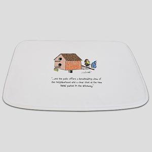 Flippin' The Birdhouse Bathmat