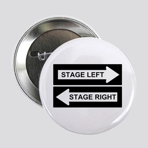 """Stage Left 2.25"""" Button"""