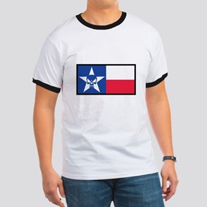 Texas Skull Flag T-Shirt