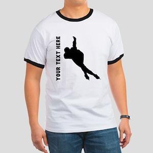 Speed Skater (Custom) T-Shirt