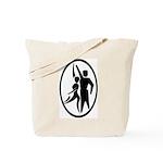 Latin Dancers Tote Bag