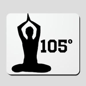Hot Yoga Mousepad
