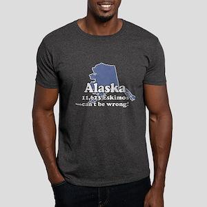 Eskimos Are Cool Dark T-Shirt