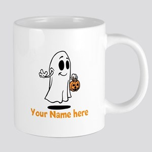 Personalized Halloween 20 oz Ceramic Mega Mug