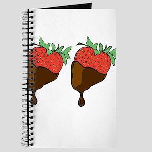 strawberry boobs Journal
