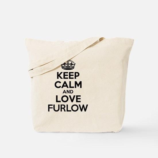 Unique Furlow Tote Bag