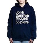 pierShirt Women's Hooded Sweatshirt