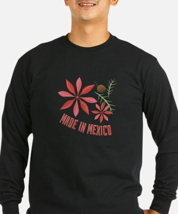 Made In Mexico Long Sleeve T-Shirt