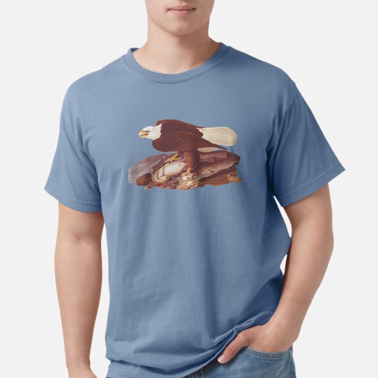 Bald Eagle Vintage Audubon Art T-Shirt