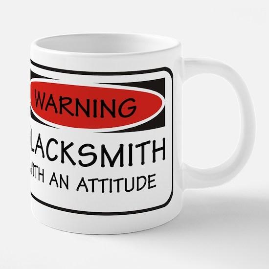 Attitude Blacksmith Mugs