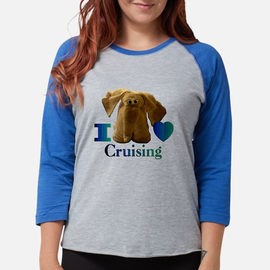 I Heart ( Love ) Cruising Long Sleeve T-Shirt