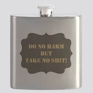 DO NO HARM... Flask