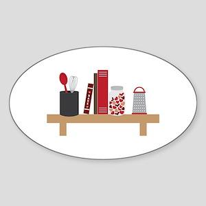Cooking Shelf Sticker