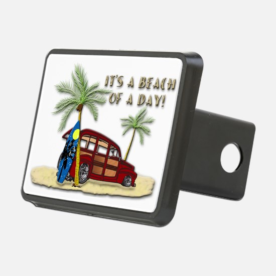 It's A Beach Of Day! Hitch Cover