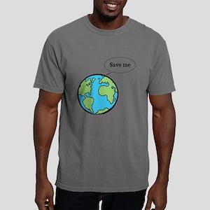 Save the world shirt Mens Comfort Colors Shirt