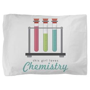 Love Chemistry Pillow Sham