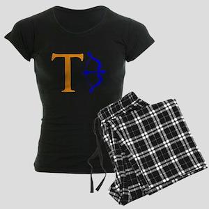 Tebow Women's Dark Pajamas