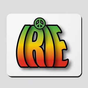 Irie Peace Mousepad