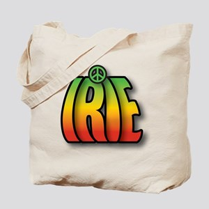 Irie Peace Tote Bag