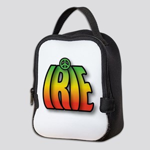 Irie Peace Neoprene Lunch Bag