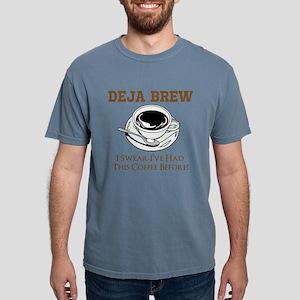 Deja Brew Mens Comfort Colors Shirt